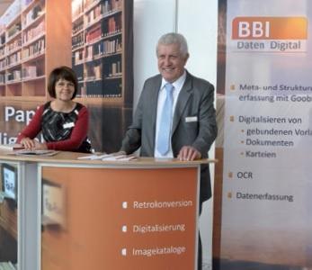 BBI - Daten Digital GmbH Stand Bib.tag 2015